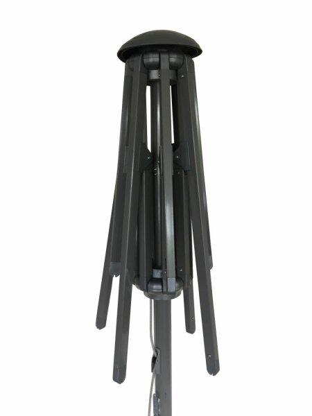 Gestell Palma 400/8 silber