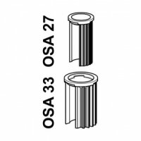 Adapterset für Schirmstöcke 25-44 mm