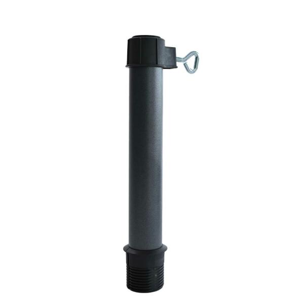 Ersatzrohr 26-44mm grau