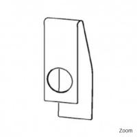 Edelstahldruckplatte for Rohr IR55