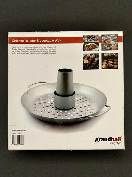 grandhall Chicken Roaster & Wok