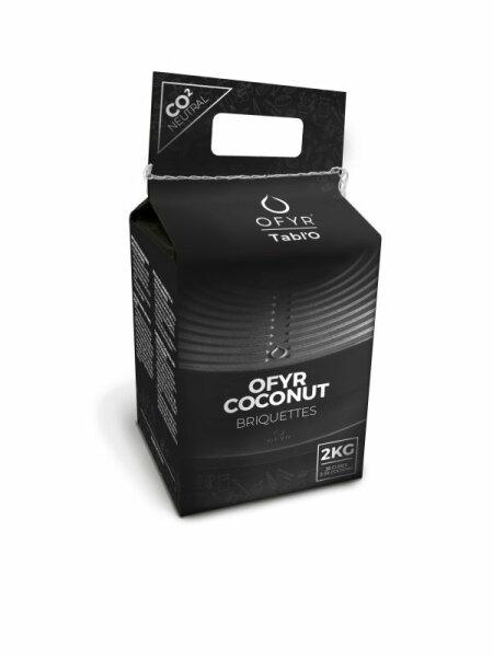 Coconut Briquettes 2kg